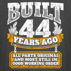 44th birthday gift idea: Built 44 years ago Shirt - Vintage Sport T-Shirt