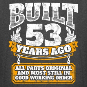 53th birthday gift idea: Built 53 years ago Shirt - Vintage Sport T-Shirt