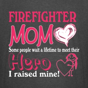 Firefighter Mom T Shirt - Vintage Sport T-Shirt