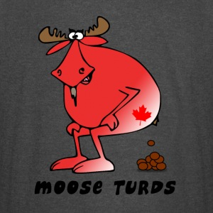 Moose Turds - Vintage Sport T-Shirt
