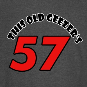 57 birthday design - Vintage Sport T-Shirt