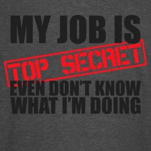 TOP SECRET - Vintage Sport T-Shirt