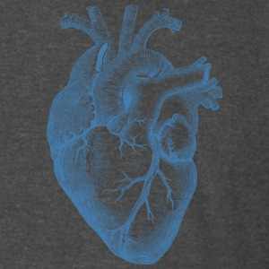 Heart of humanity - Vintage Sport T-Shirt