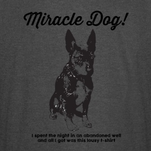 Miracle Dog! - Vintage Sport T-Shirt