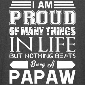 Im Proud Many Things Nothings Beats Being Papaw - Vintage Sport T-Shirt