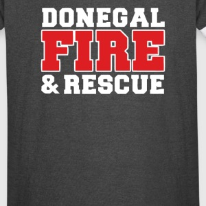 Donegal fire and rescue - Vintage Sport T-Shirt