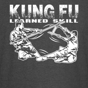 KUNGFU LEARNED SKILL SHIRT - Vintage Sport T-Shirt