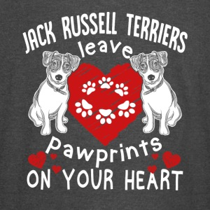 Jack Russell Terriers Love Shirt - Vintage Sport T-Shirt