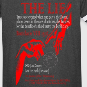 THE LIE OF ALL TIME! - Vintage Sport T-Shirt