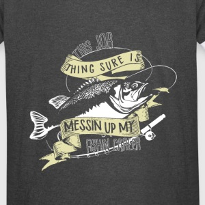fishing Career - Vintage Sport T-Shirt
