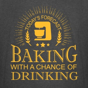 Today's Forecast Baking T Shirt - Vintage Sport T-Shirt