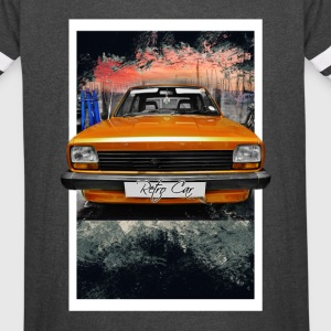 retro car - Vintage Sport T-Shirt