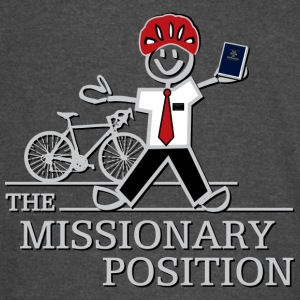 The Missionary Position (Dark) - Vintage Sport T-Shirt