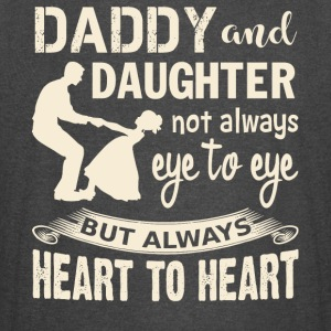 Daddy And Daughter T Shirt - Vintage Sport T-Shirt