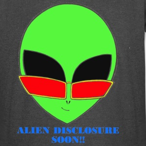 Condpiracy Theory Dave The Cat Alien Head Green - Vintage Sport T-Shirt
