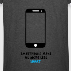 Smartphone VS Smart - Vintage Sport T-Shirt