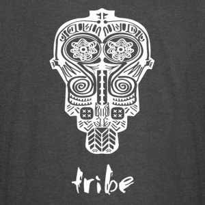 Tribe (Aztec in White) - Vintage Sport T-Shirt