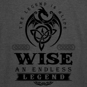 WISE - Vintage Sport T-Shirt