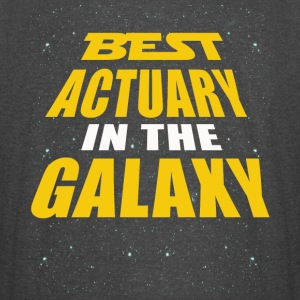 Best Actuary In The Galaxy - Vintage Sport T-Shirt