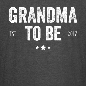 Grandma to be est 2017 - Vintage Sport T-Shirt