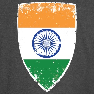 Flag of India - Vintage Sport T-Shirt