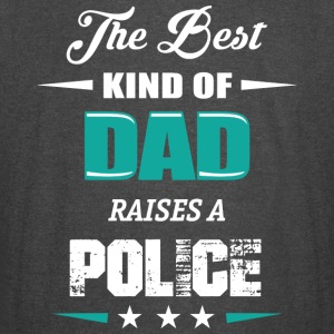 DAD OF POLICE - Vintage Sport T-Shirt