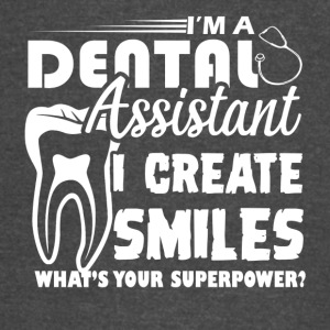 Dental Assistant Shirt - Vintage Sport T-Shirt