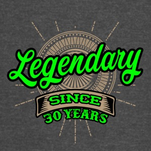 Legendary since 30 years t-shirt and hoodie - Vintage Sport T-Shirt