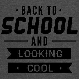 back_to_school_and_looking_cool - Vintage Sport T-Shirt