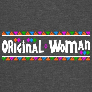 Original Woman - Vintage Sport T-Shirt