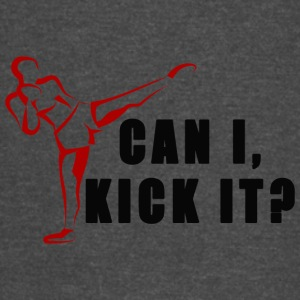 Can I Kick it - Vintage Sport T-Shirt