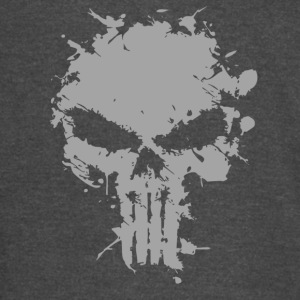 The Punisher Skull - Vintage Sport T-Shirt