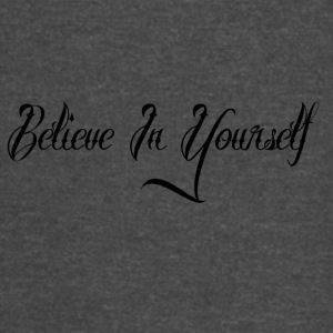believe your self - Vintage Sport T-Shirt