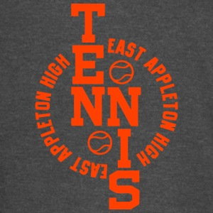 East Appleton High Tennis - Vintage Sport T-Shirt