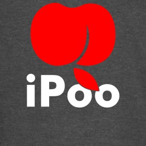 Ipoo Apple - Vintage Sport T-Shirt
