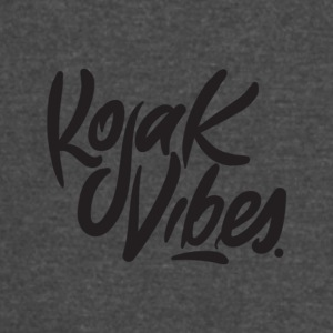 'Kojak Vibes' Simple Small Logo - Vintage Sport T-Shirt