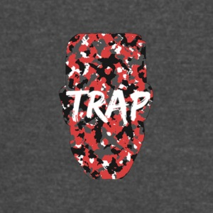 SUPLEXE KID TRAP RED CAMO - Vintage Sport T-Shirt