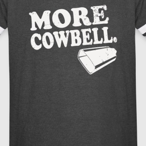 More Cowbell - Vintage Sport T-Shirt