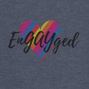 EnGAYged - Vintage Sport T-Shirt
