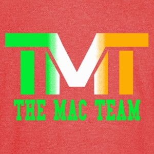 TMT THE MAC TEAM - Vintage Sport T-Shirt