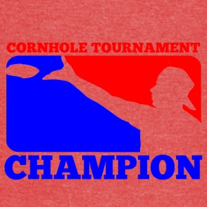 Cornhole Tournament Champion - Vintage Sport T-Shirt