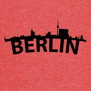 Arc Skyline Of Berlin Germany - Vintage Sport T-Shirt