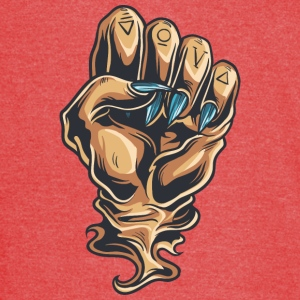 demon_fist - Vintage Sport T-Shirt