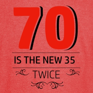 70 years and increasing in value - Vintage Sport T-Shirt
