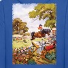 PonyTournament Thelwell Cartoon - Men's Hoodie