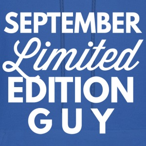 September Limited Edition Guy - Men's Hoodie
