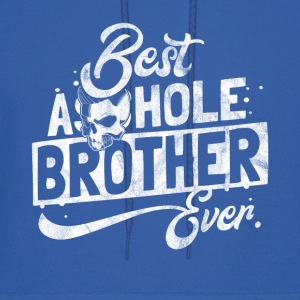 Gift for best asshole brother - Men's Hoodie