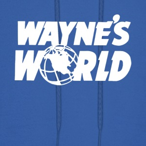 wayne s world t-shirts - Men's Hoodie