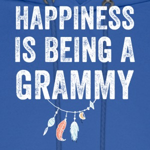 Happiness is being a grammy - Men's Hoodie