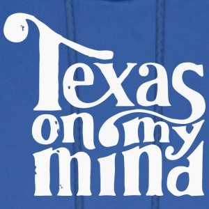 Texas on my mind - Men's Hoodie